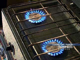 Областные власти не оставят селян без газа