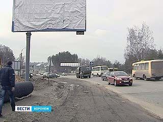 Обновленную окружную дорогу дорожники обещают полностью сдать летом