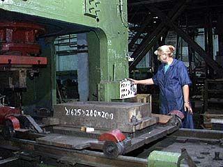 Оборот промышленности Воронежской области вырос на 19 %