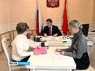 Обращения граждан в приемной президента принимал Алексей Гордеев