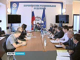 Обращения рядовых воронежцев выслушивал мэр Сергей Колиух