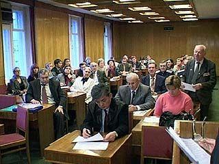 Общественная палата Воронежской области сформирована в полном составе