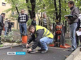 Общественники и чиновники нашли нарушения в новой дороге на Кольцовской
