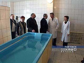Общественники побывали в медучреждении Павловска