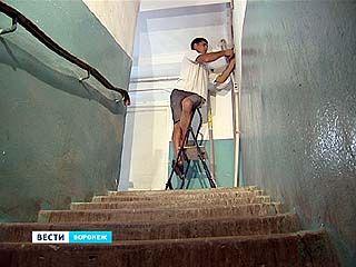 Общежития Воронежа, наконец, начали ремонтировать