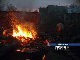 Обстановка в Воронежской области предельно накалилась