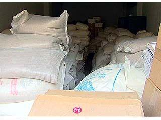 Очередная колонна с гуманитарной помощью отправилась из Воронежа в Цхинвали