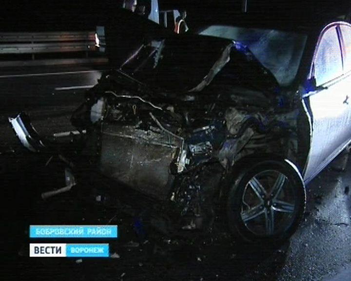 Очевидцы целой серии аварий в Бобровском районе: «Было очень страшно!»