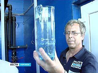 Очищать сточные воды в Бобровском районе будет уникальное оборудование