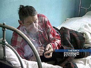 Один больной туберкулезом может заразить до 20 человек в год