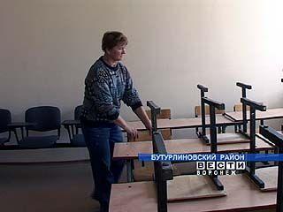 Одна из бутурлиновских школ открывается после капитального ремонта