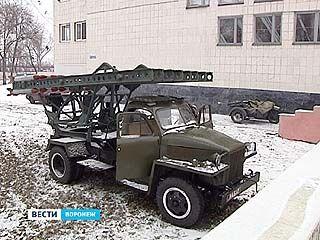 """Одна из первых """"Катюш"""", произведенных в Воронеже, может уйти с молотка"""