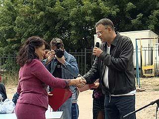 Одно из лучших ТСЖ Воронежа отметило десятилетие