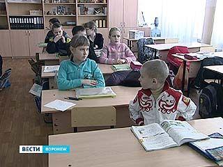 Официально из-за морозов учебный процесс в Воронеже не прерывается