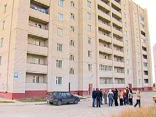 Официально одна из многоэтажек в поселке Шилово не существует