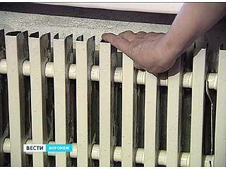 Около 10 домов в Лисках остались без отопления