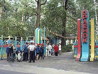 Около 14000 ребят отдохнули в городских оздоровительных лагерях