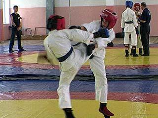 Около 300 спортсменов приняли участие в фестивале боевых искусств