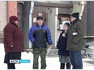 Около 500 человек в Воронеже остались без горячей воды