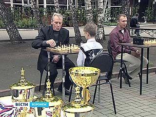 Около Дома офицеров будут проходить шахматные баталии