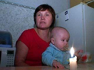 Около тысячи жителей поселка Шилово остались без света