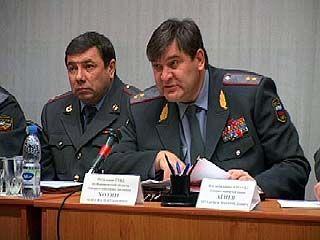 Олег Хотин оценил подготовку воронежских милиционеров на тройку