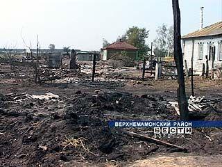Ольховатка: как возвращается жизнь в сгоревшее село?