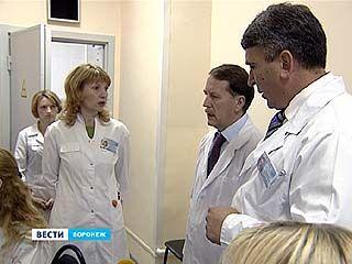 Онкологической службе Воронежской области исполняется 90 лет