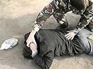 Оперативники Бутурлиновского РОВД задержали опасного преступника