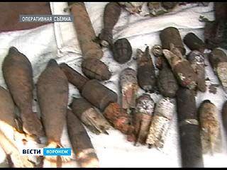 Оперативники ФСБ уничтожили более полутонны взрывчатки в тротиловом эквиваленте