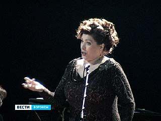 Оперная певица Ирина Макарова дала концерт в Оперном театре