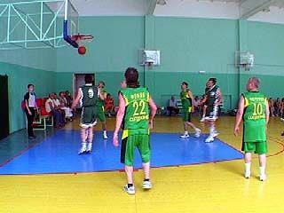 Определены победители международных соревнований по баскетболу