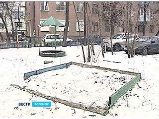 Опубликован список воронежских дворов, которые будут отремонтированы в ближайшие 2 года