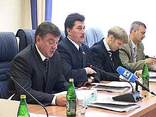 Основной темой заседания гордумы стала подготовка ЖКХ к зиме