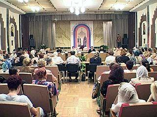 Основы православной культуры обсуждали в молодежном центре