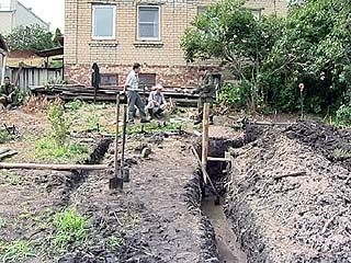 Останки двух воронежских бойцов были найдены на улице Солодовникова