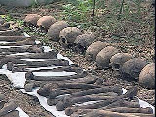 Останки расстрелянных в 1938 году перезахоронят в Дубовке
