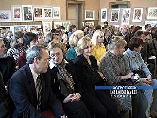 Острогожская художественная школа считается одной из лучших в области