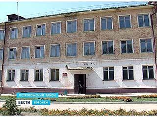 Острогожская школа-интернат скоро превратится в кадетский корпус