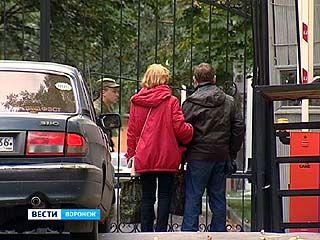 Острогожская воинская часть закрыта на карантин