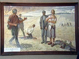 Освобождение Воронежа в красках можно увидеть в Музее-диораме