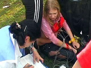 От удара молнии пострадало 12 студентов Технического университета