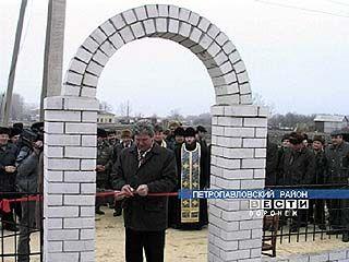 Открылась 25-ая врачебная амбулатория Воронежской области