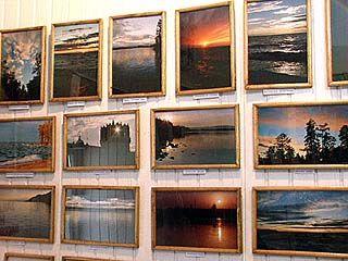 Открылась фотовыставка Александра Хроленко