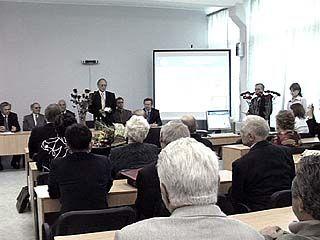 Открылась научно-практическая конференция