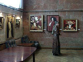 Открылась выставка Елены Короблиной