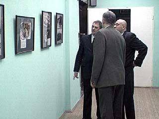 Открылась выставка, посвященная предстоящему Дню Чекиста