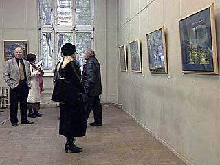Открылась выставка работ Надежды Добрыниной