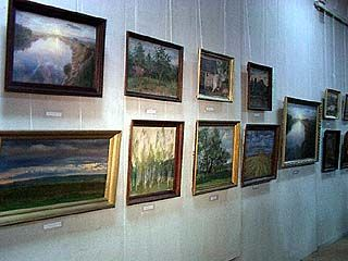 Открылась выставка воронежских художников