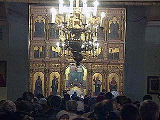 Открылись торжества, посвященные 300-летию преставления Святителя Митрофана